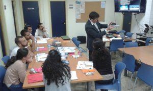 El ponente José Manuel Ribes de la empresa SUBERLEV fue el encargado de impartir el taller.