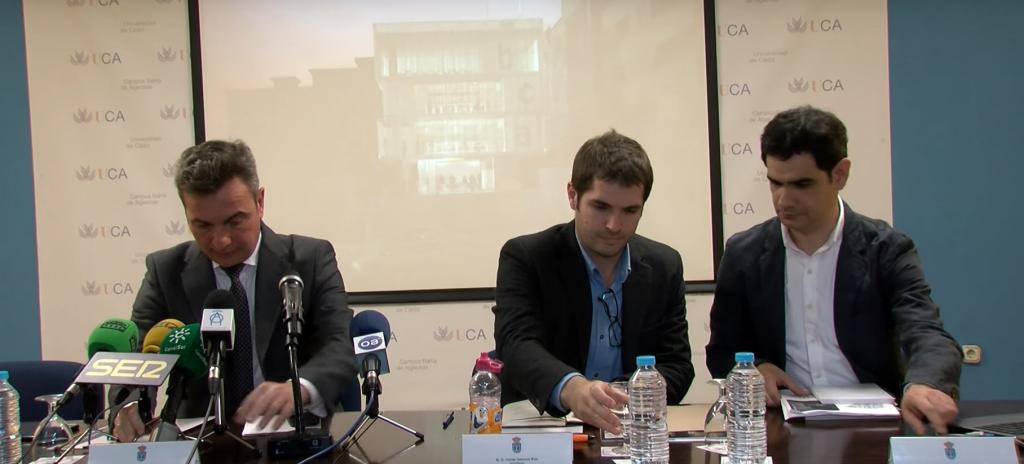 La UCA presenta el proyecto de la nueva biblioteca del Campus Bahía de Algeciras