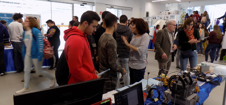 Las 10ª Jornadas de Orientación de la UCA llegan al Campus Bahía de Algeciras con la asistencia de 2.449 estudiantes