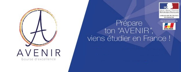 Becas AVENIR para estudiar en Francia