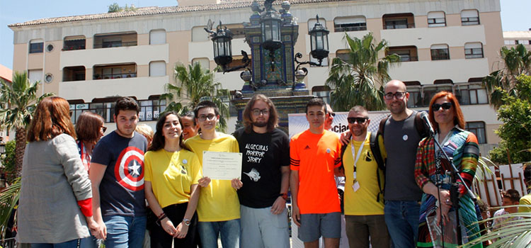 Las XII Jornadas de Ciencia en la Calle se clausuran con la entrega de premios a los mejores trabajos