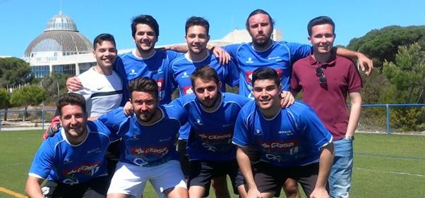 El equipo de fútbol sala EPSA1 gana tres campeonatos en el curso 2017/18