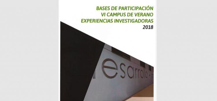 La Fundación Campus Tecnológico de Algeciras abre el plazo para el VI Campus de Verano Experiencias Investigadoras
