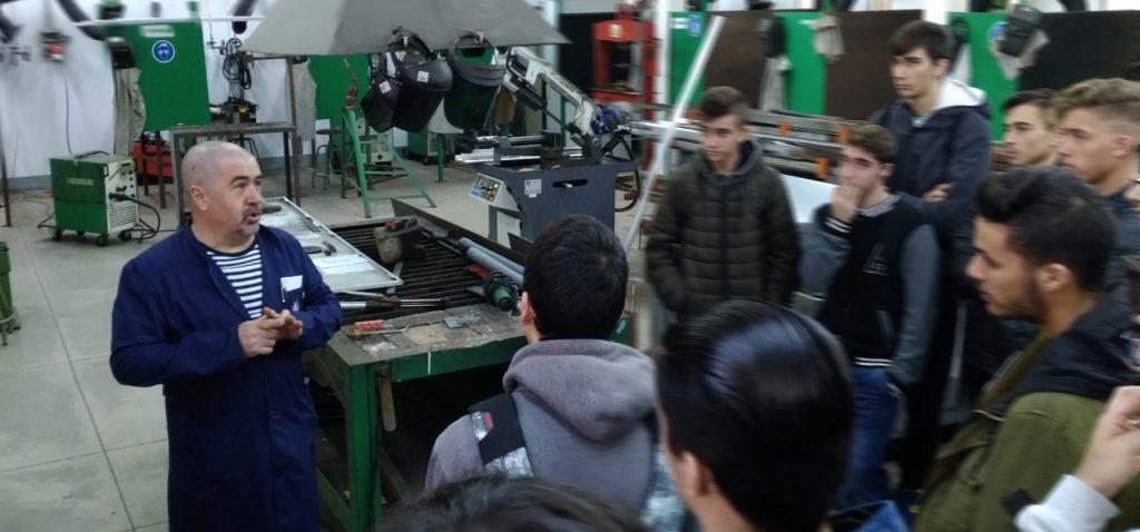 La EPS de Algeciras ofrece talleres motivacionales a más de 400 alumnos de centros de secundaria