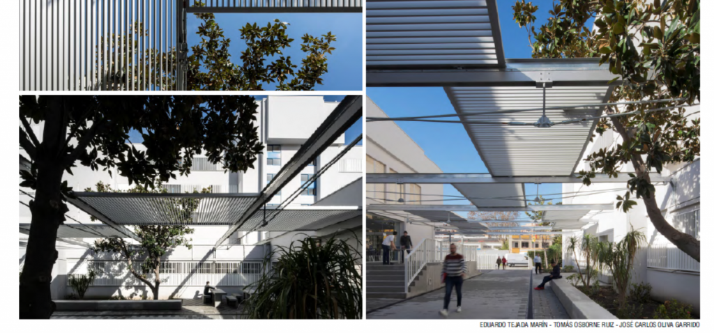 La remodelación de la EPS de Algeciras reconocida como la obra más significativa en la provincia en los años 2016-2017