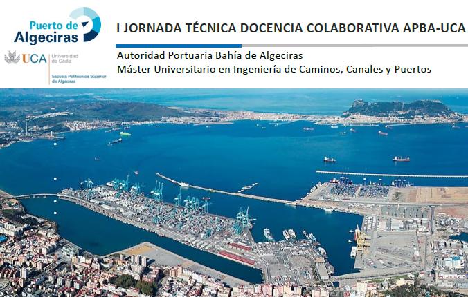 Docencia en Colaboración con el Puerto Bahía de Algeciras