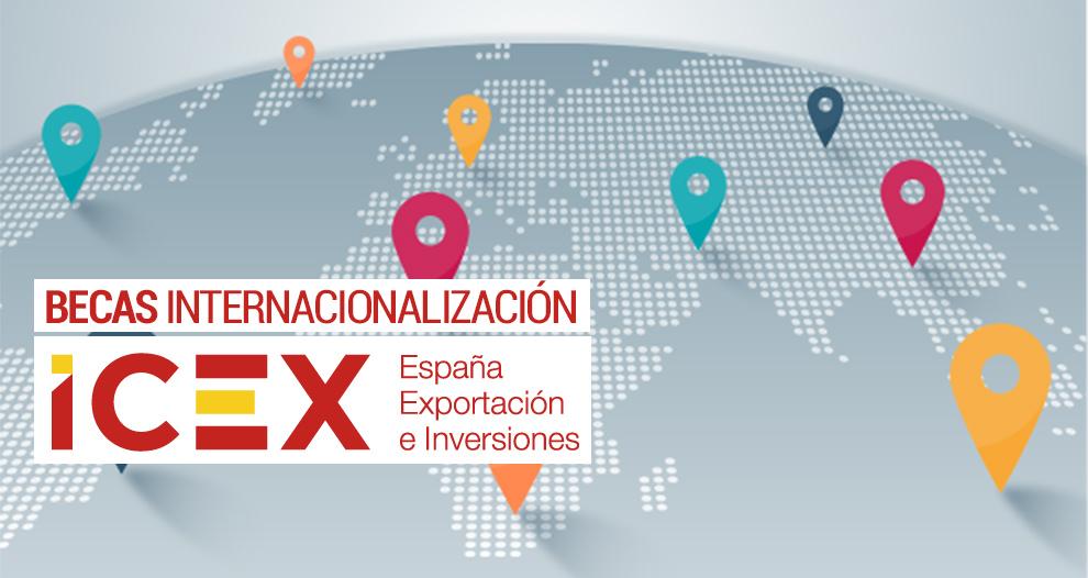 Becas ICEX de internacionalización empresarial. Seminario informativo.