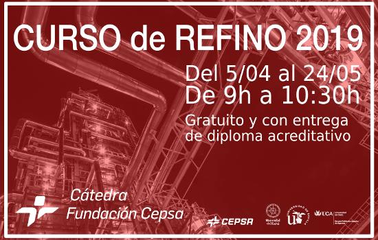 Participa en los seminarios sobre Refino de la Cátedra Fundación Cepsa