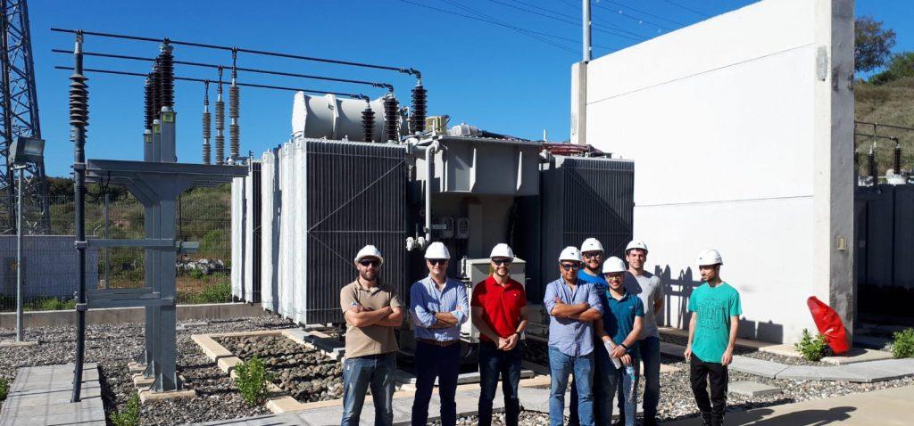 Endesa colabora en la formación práctica del alumnado de Ingeniería Eléctrica de la EPS
