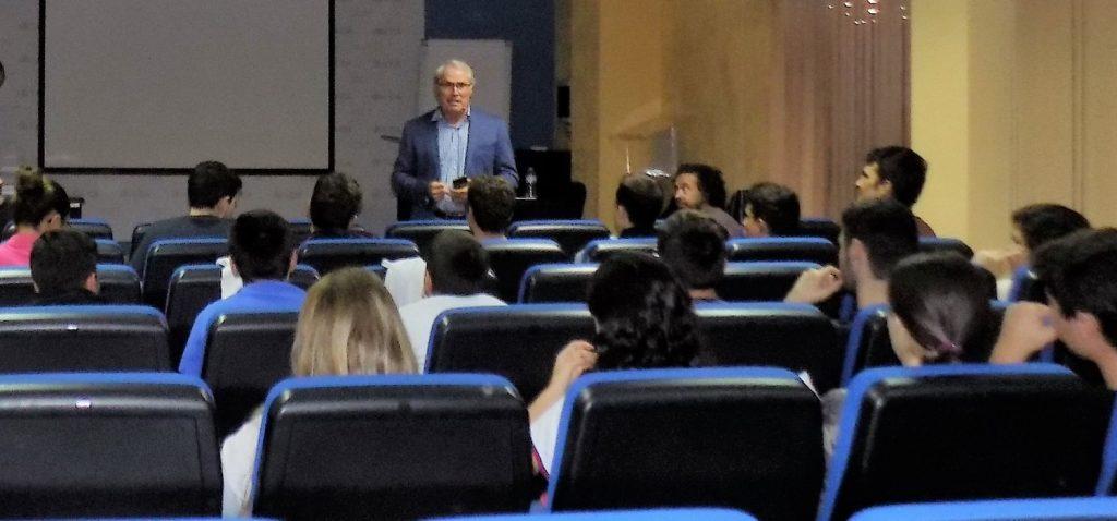 La EPS de Algeciras da la bienvenida a sus nuevos alumnos de Grado