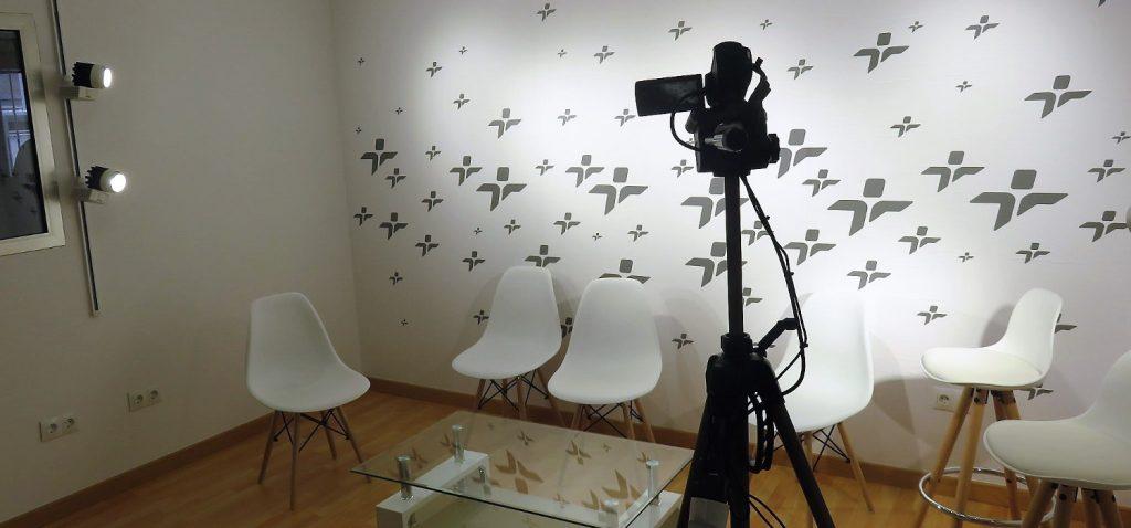 Inaugurada la sala de producción audiovisual de la Cátedra Fundación Cepsa