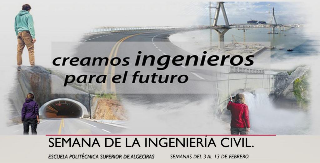 La EPS celebra la II Semana de la Ingeniería Civil