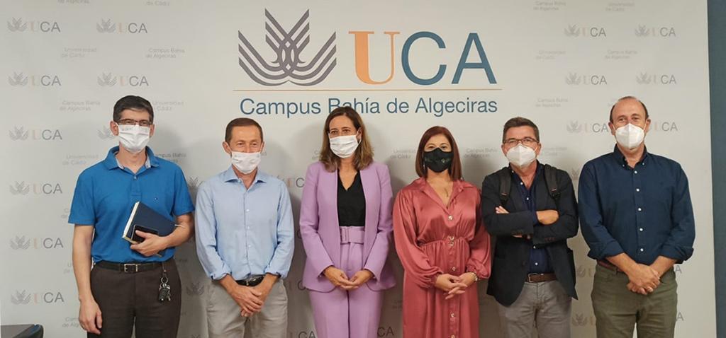La Fundación Campus Tecnológico de Algeciras y la UCA estrenan la nueva Unidad de Innovación FCTA-UCA 4.0