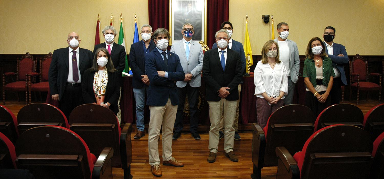Los doctores Moscoso y Duarte toman posesión como coordinadores de máster