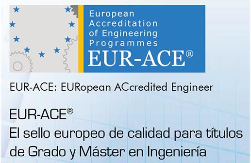 IMG Acreditación EUR-ACE para el Grado en Ingeniería Civil