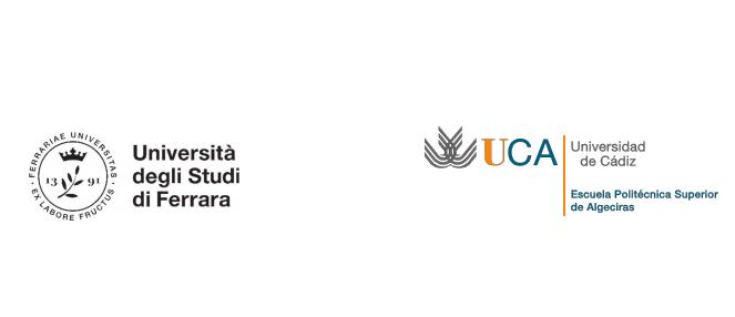 Movilidad Europea ERASMUS+ Estudios para la obtención de la doble titulación de Máster en Ingeniería de Caminos, Canales y Puertos UCA – Universidad de Ferrara (Italia)